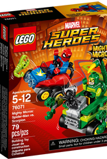 LEGO LEGO 76071 Spider-Man vs. Scorpion SUPER HEROES