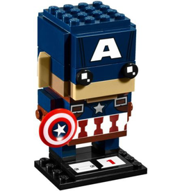 LEGO 41589 Captain America BrickHeadz - SPECIALS