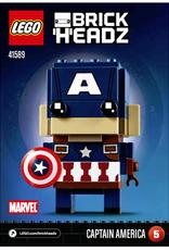 LEGO LEGO 41589 Captain America BrickHeadz - SPECIALS