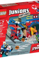 LEGO LEGO 10687 Spider-Man Hideout JUNIORS
