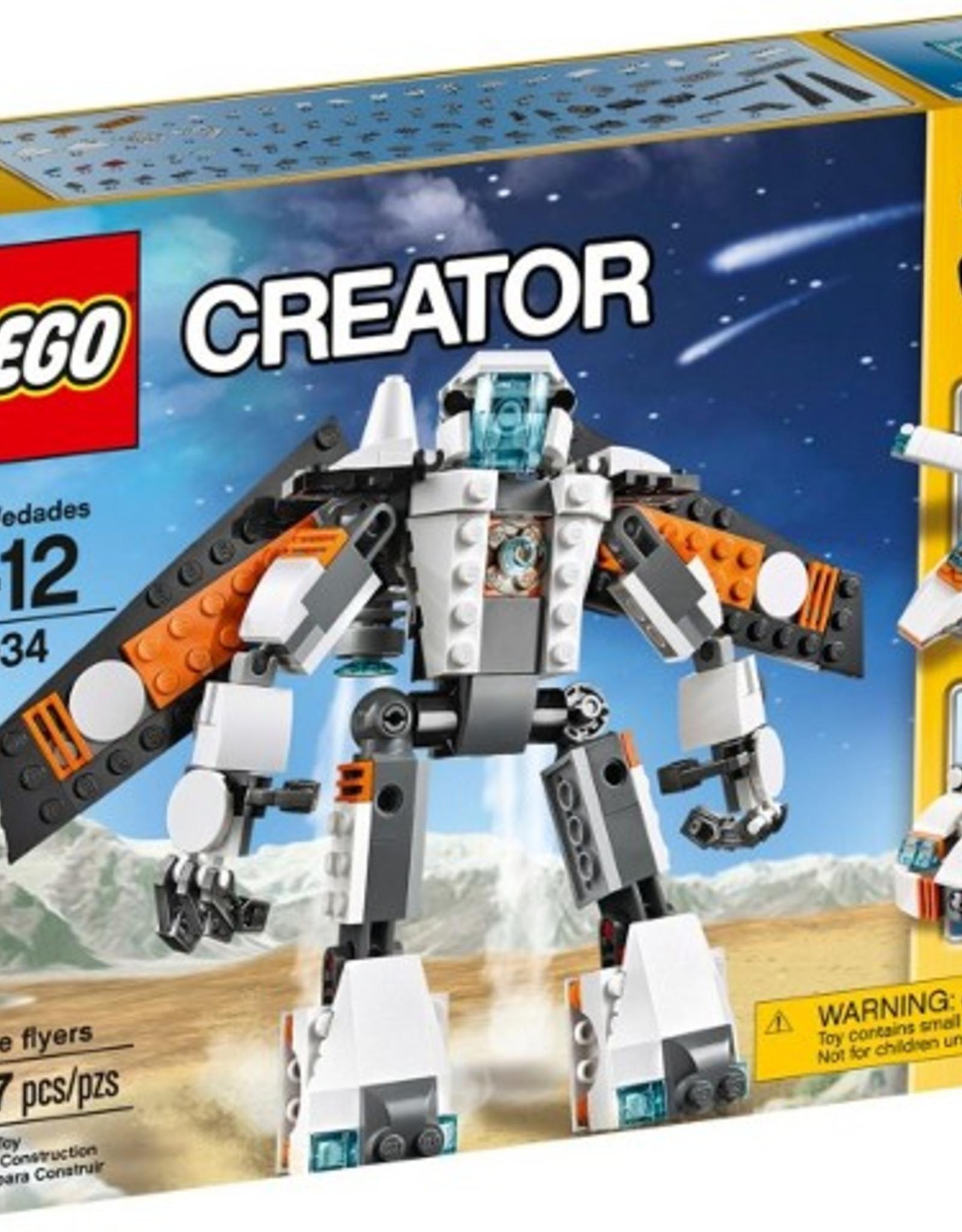 LEGO LEGO 31034 Future flyers CREATOR