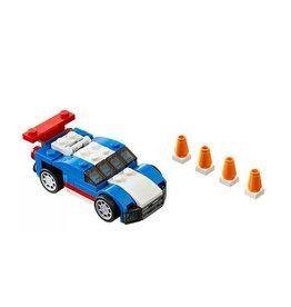 LEGO 31027 Blue Racer CREATOR