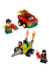 LEGO LEGO 76062 Robin vs. Bane SUPER HEROES