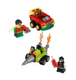 LEGO 76062 Robin vs. Bane SUPER HEROES
