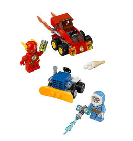 LEGO 76063 The Flash vs. Captain Cold SUPER HEROES