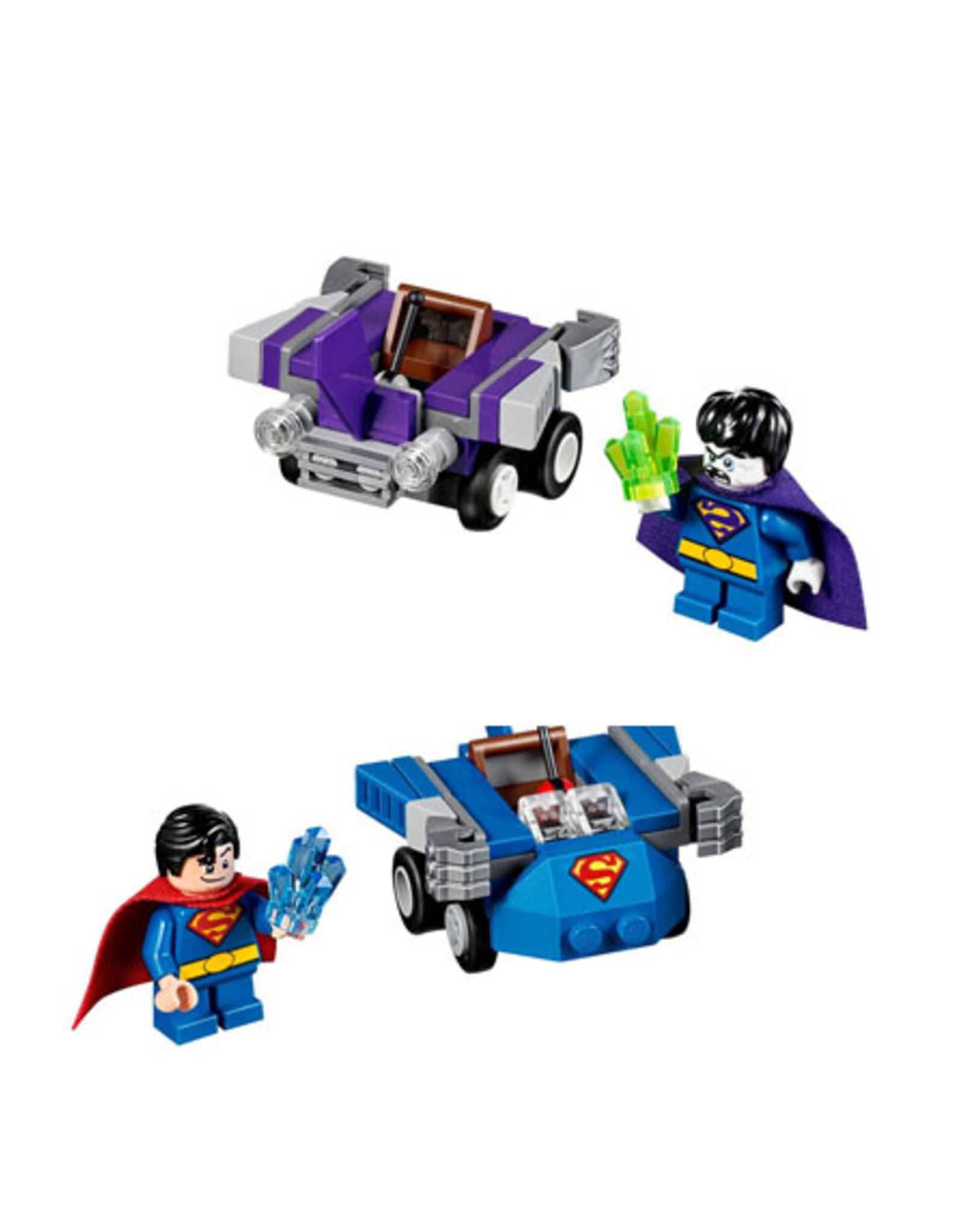 LEGO LEGO 76068 Superman vs. Bizarro SUPER HEROES