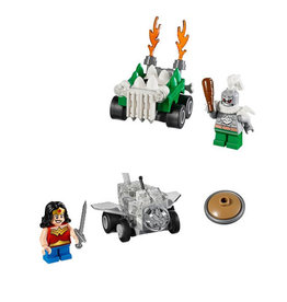 LEGO 76070 Wonder Woman vs. Doomsday SUPER HEROES