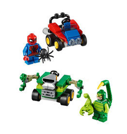 LEGO 76071 Spider-Man vs. Scorpion SUPER HEROES