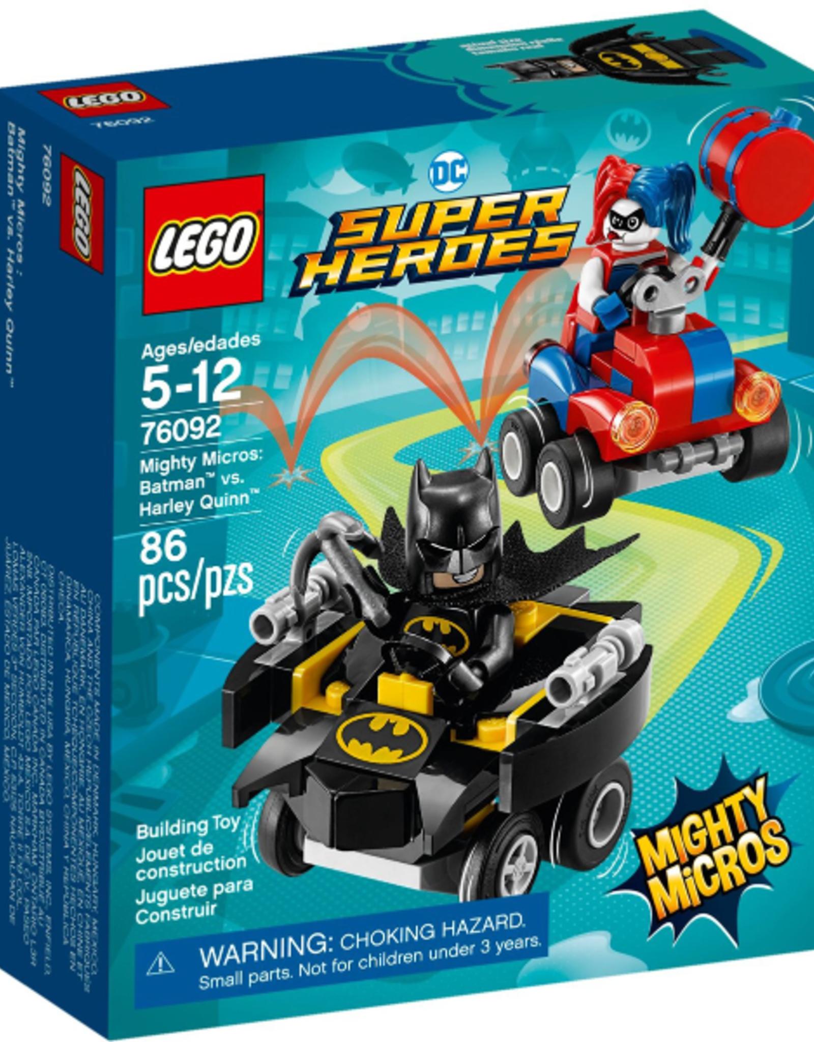LEGO LEGO 76092 Batman vs. Harley Quinn SUPER HEROES