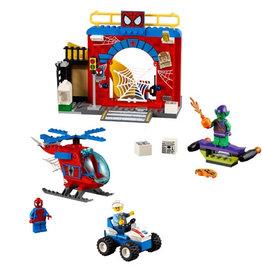 LEGO 10687 Spider-Man Hideout JUNIORS