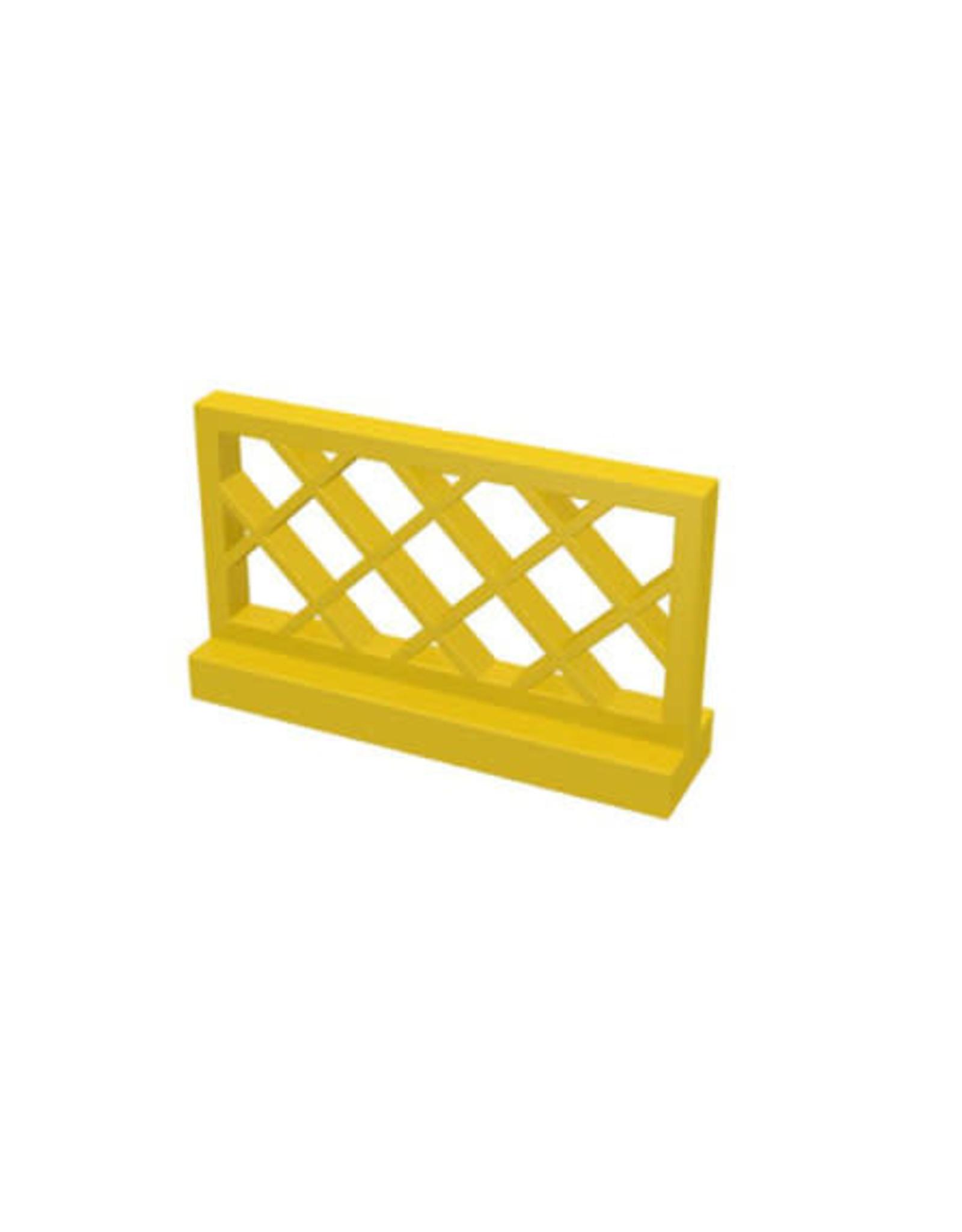 LEGO LEGO Hekjes 1 x 4 x 2 hoog