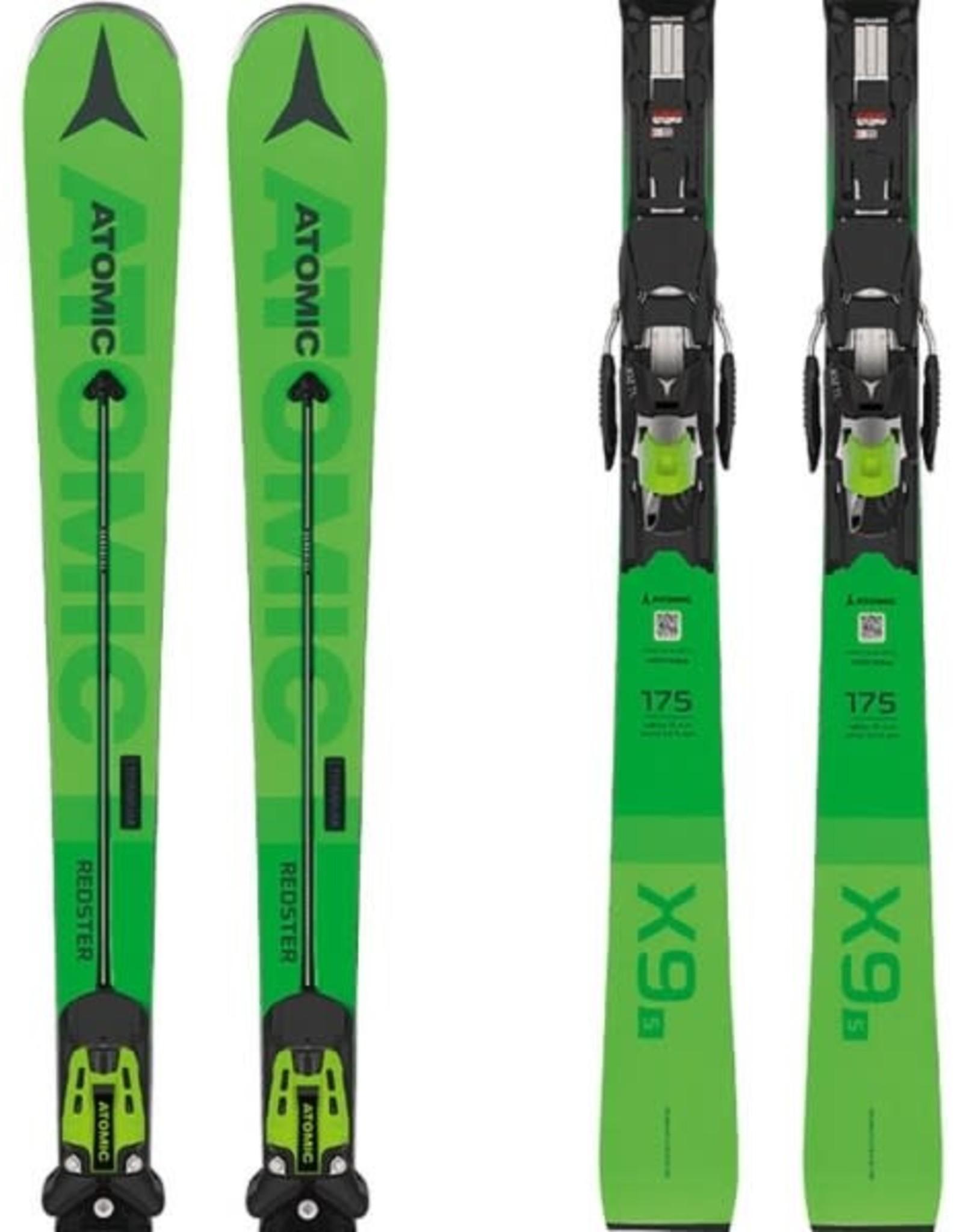 ATOMIC Atomic Redster X9 s Groen Ski's Gebruikt