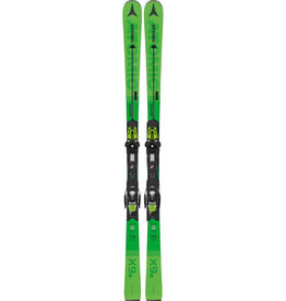 ATOMIC Redster X9 s Groen Ski's Gebruikt