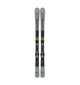 ATOMIC Redster X9wb Grijs/Zwart/Groen Ski's Gebruikt