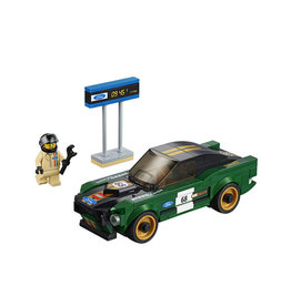 LEGO 75884 Ford Mustang Fastback 1968 SPEED Champions