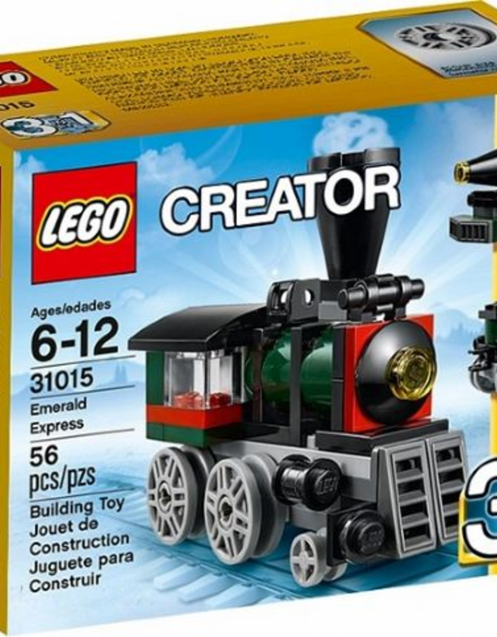 LEGO LEGO 31015 Emerald Express CREATOR