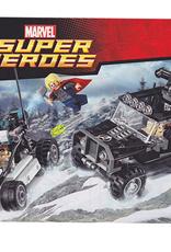 LEGO LEGO 76030 Avengers Hydra Showdown SUPER HEROES