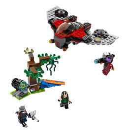 LEGO 76079 Ravager Attack SUPER HEROES