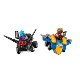 LEGO 76090 Star-Lord vs. Nebula SUPER HEROES