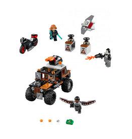 LEGO 76050 Crossbones' Hazard Heist  SUPER HEROES