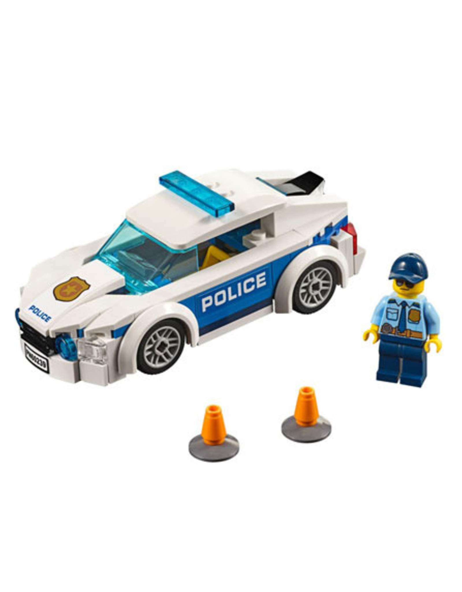 LEGO LEGO 60239 Police Patrol Car CITY