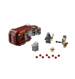LEGO 75099 Rey's Speeder STAR WARS