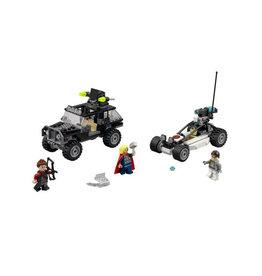 LEGO 76030 Avengers Hydra Showdown SUPER HEROES