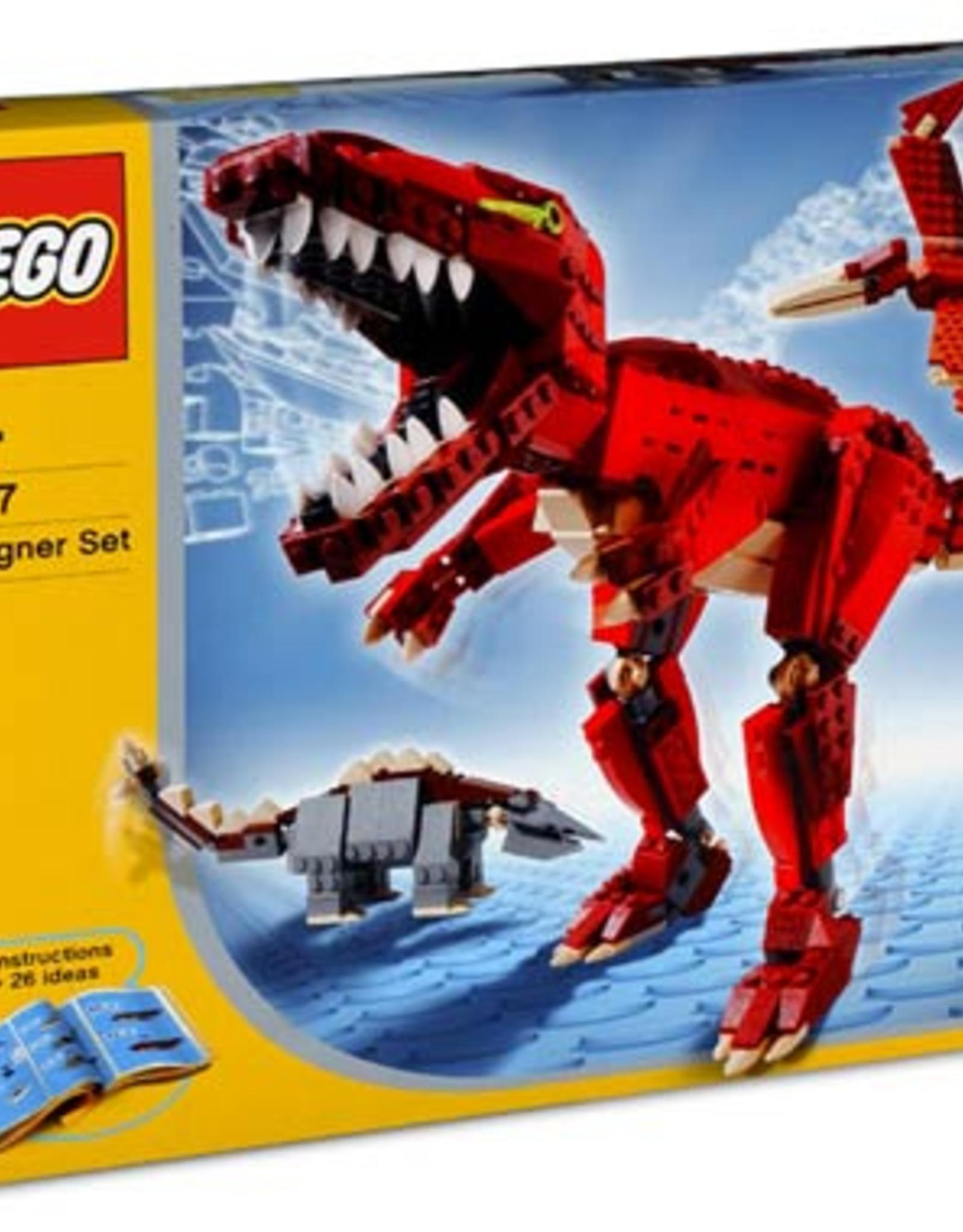 LEGO LEGO 4507 Prehistoric Creatures DESIGNER SET