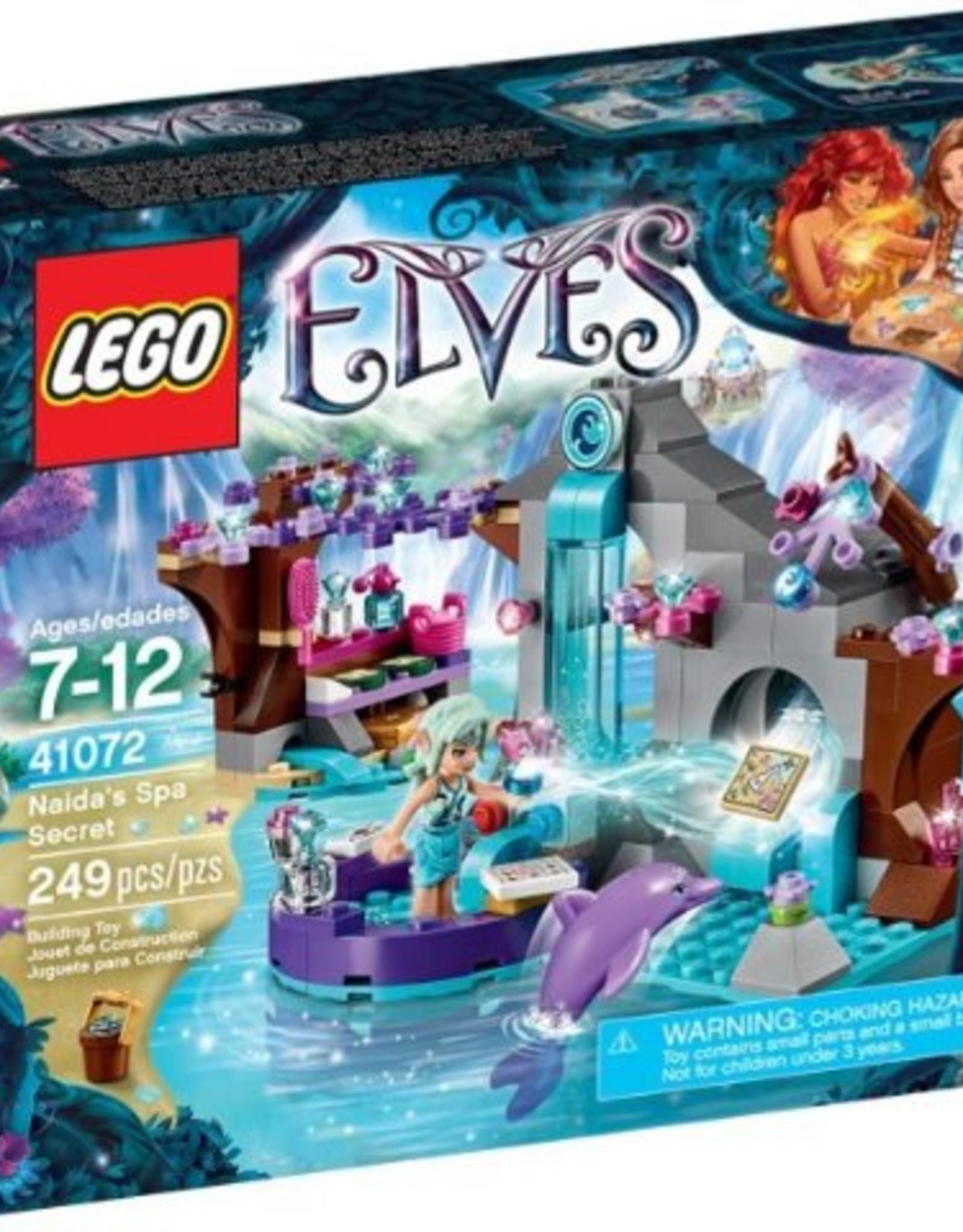 LEGO LEGO 41072 Naida's Spa Secret ELVES