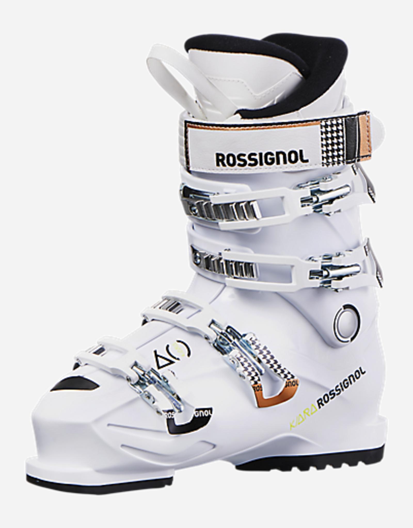 ROSSIGNOL Skischoenen ROSSIGNOL Kiara 60 (koper) Gebruikt