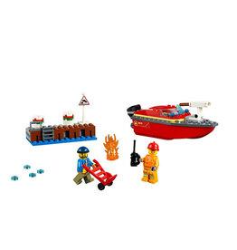 LEGO 60213 Dock Side Fire CITY