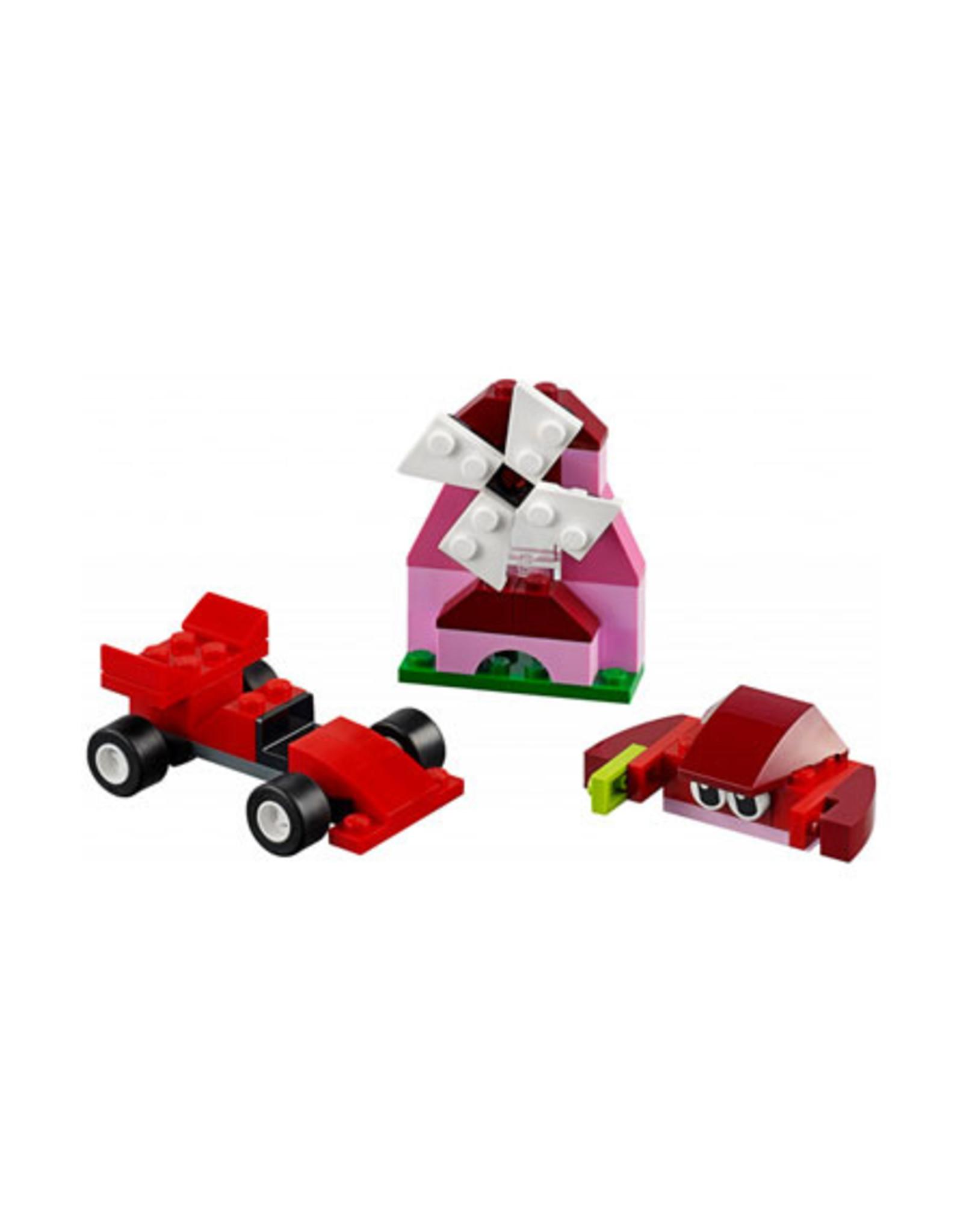 LEGO LEGO 10707 Red Creativity Box Classic