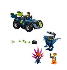 LEGO 70826 Rex's Rex-treme Offroader MOVIE
