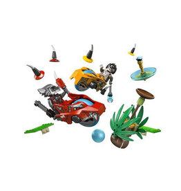 LEGO 70113 CHI battles CHIMA