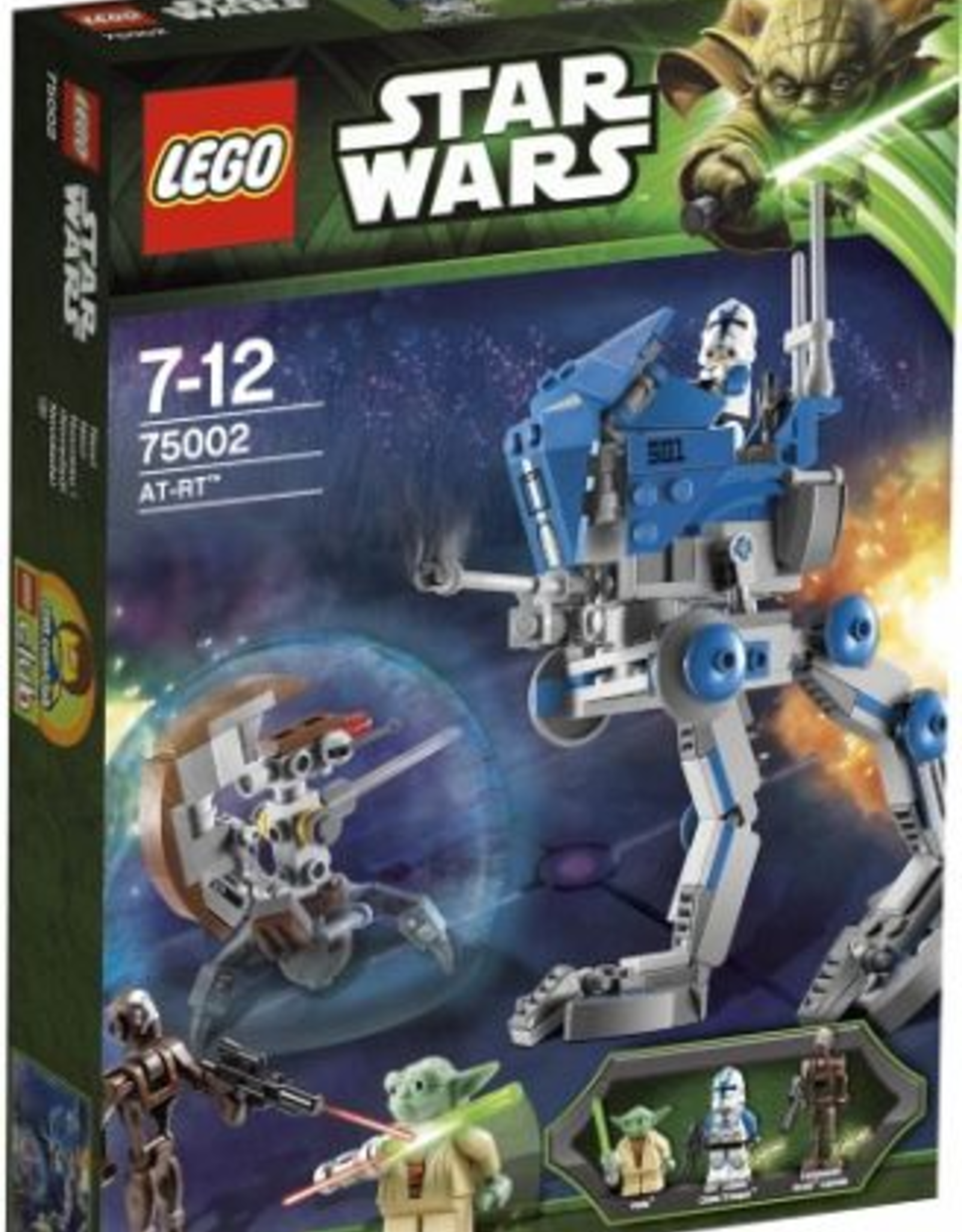 LEGO LEGO 75002 AT-RT STAR WARS