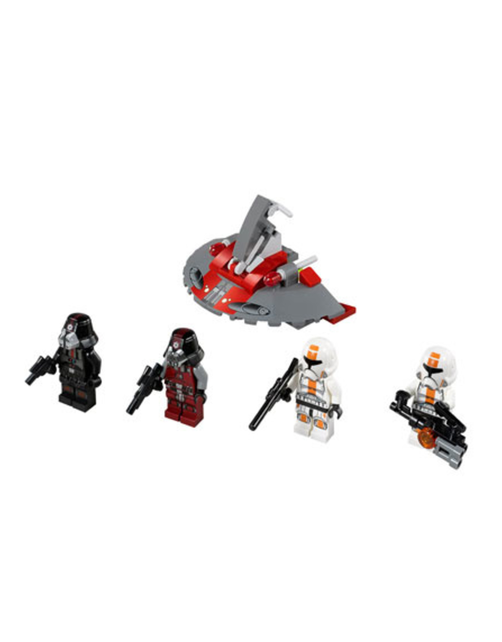 LEGO LEGO 75001 Republic Troopers vs. Sith Troopers STAR WARS