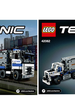 LEGO LEGO 42062 Container Yard TECHNIC