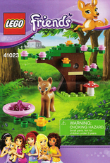 LEGO LEGO 41023 Fawn's Forest FRIENDS