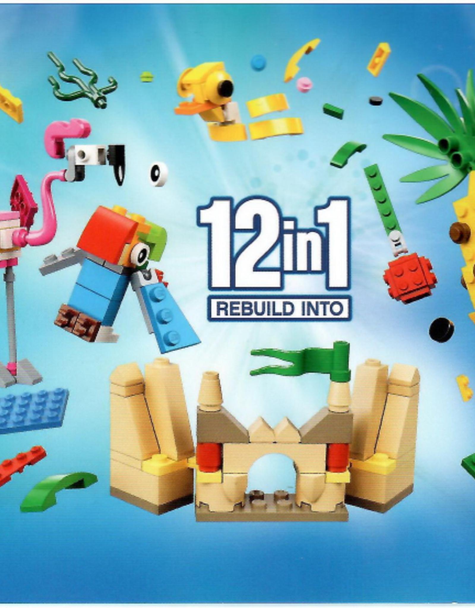 LEGO LEGO 40411 12-in-1 Rebuild Into SPECIALS