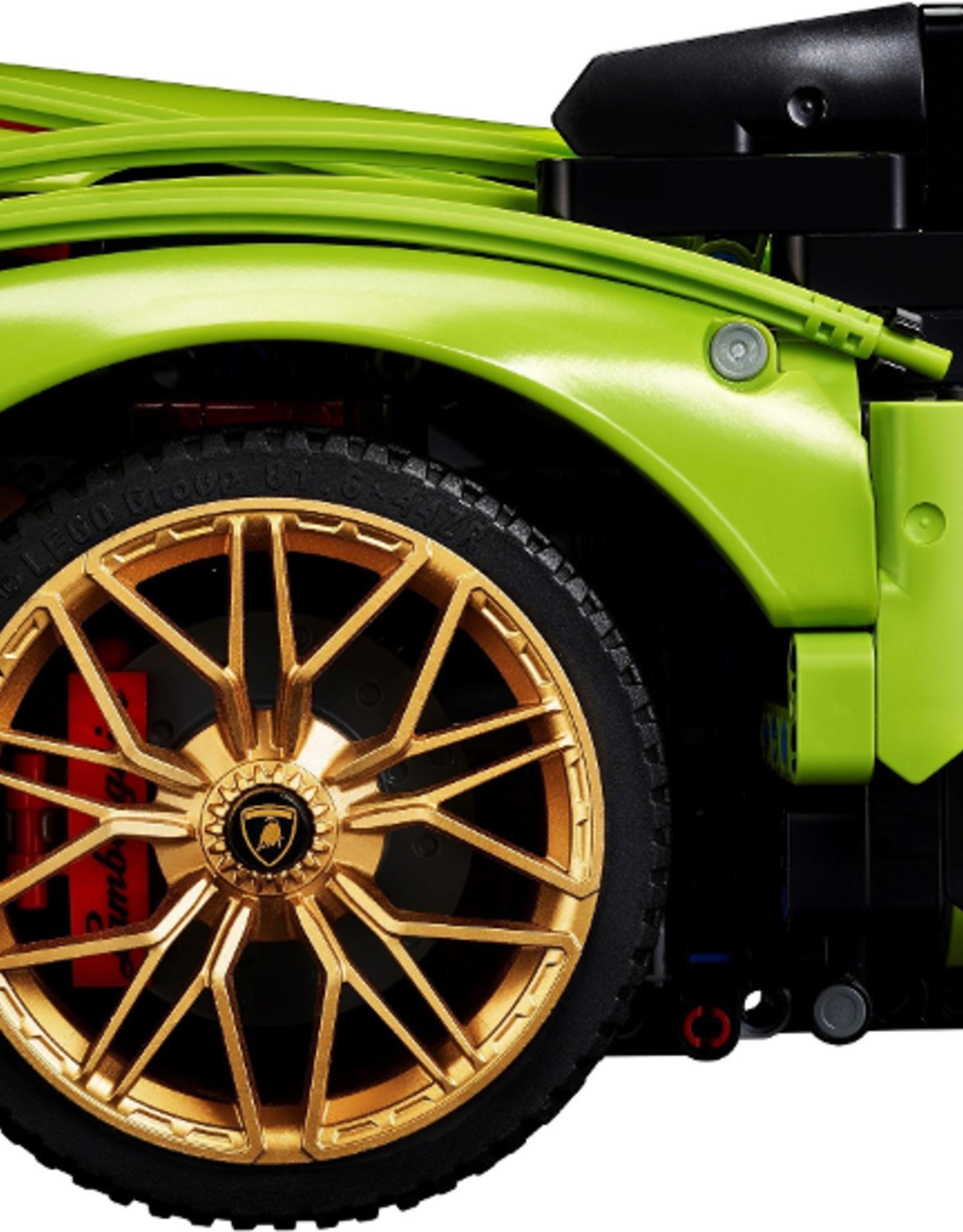 LEGO LEGO 42115 Lamborghini Sián (Sian) FKP 37  TECHNIC