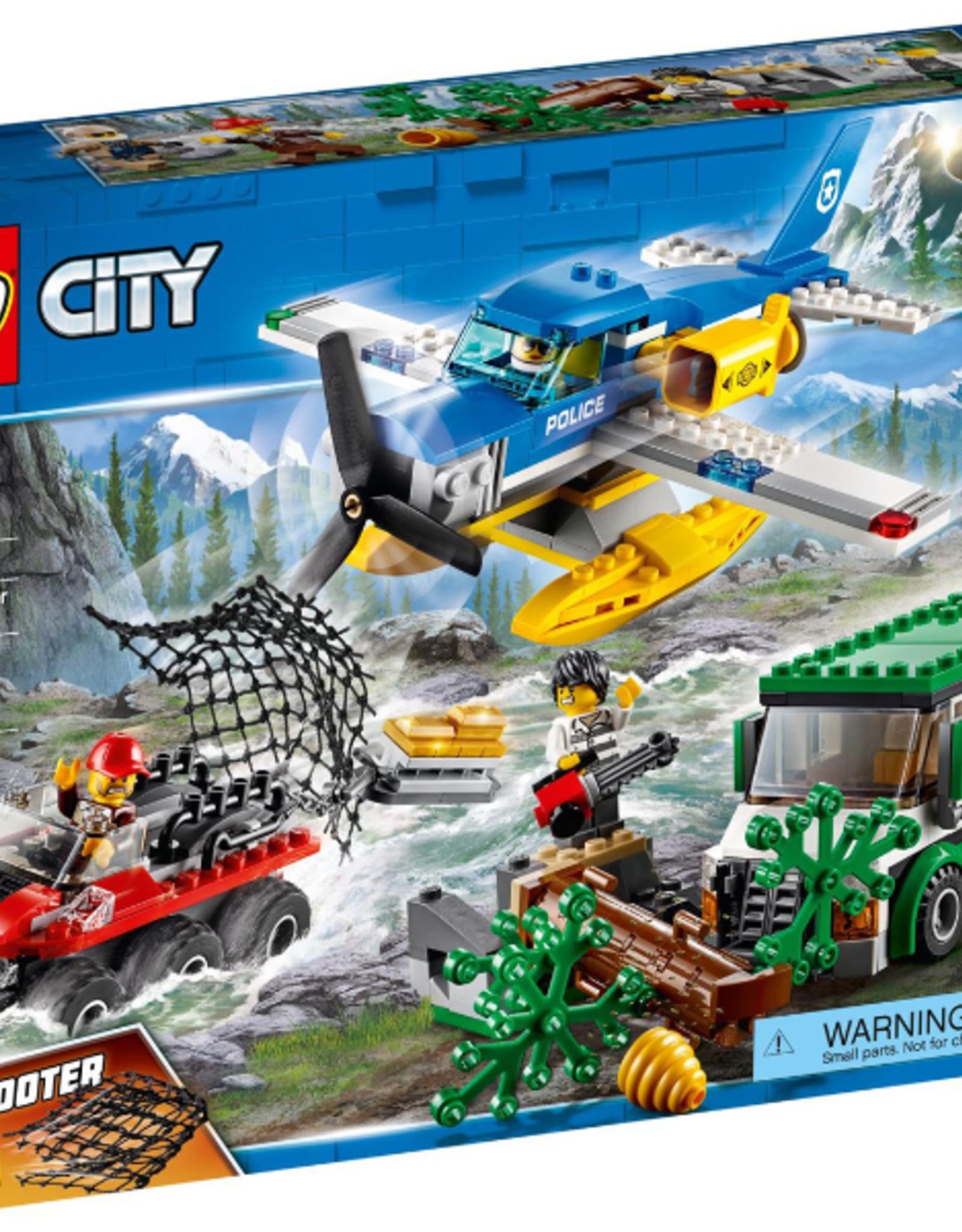 LEGO LEGO 60175 Mountain River Heist CITY