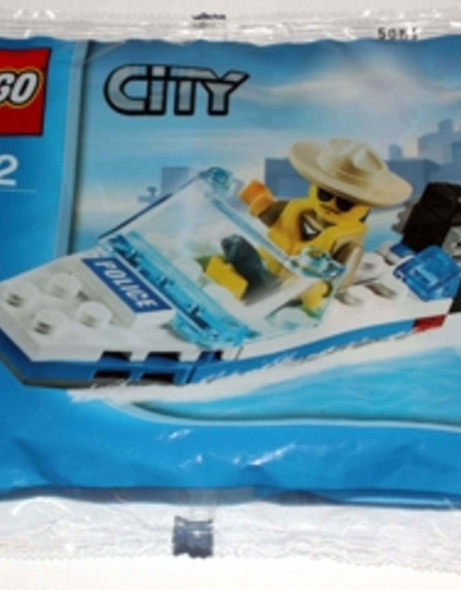 LEGO LEGO 30017 Police Boat CITY