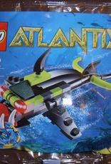 LEGO LEGO 30041 Piranha ATLANTIS