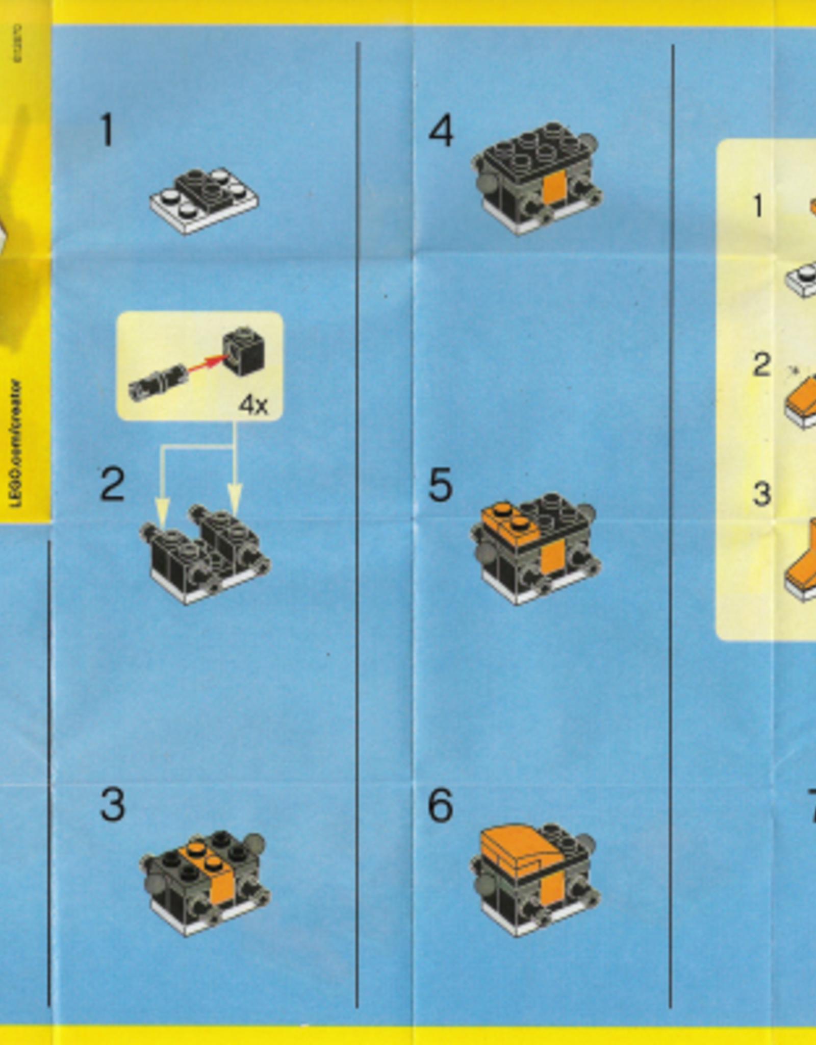 LEGO LEGO 30285 Tiger CREATOR