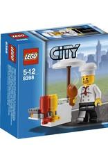 LEGO LEGO 8398 BBQ stand CITY
