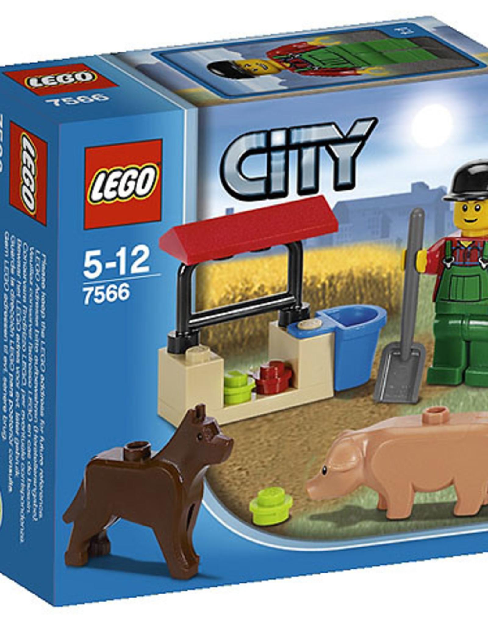 LEGO LEGO 7566 Farmer CITY