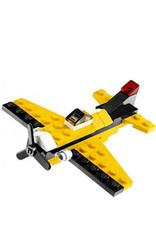 LEGO LEGO 7808 Yellow Airplane CREATOR