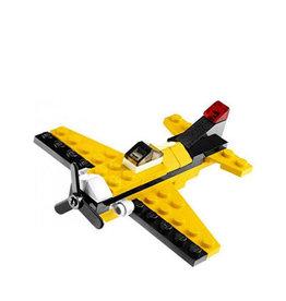 LEGO 7808 Yellow Airplane CREATOR
