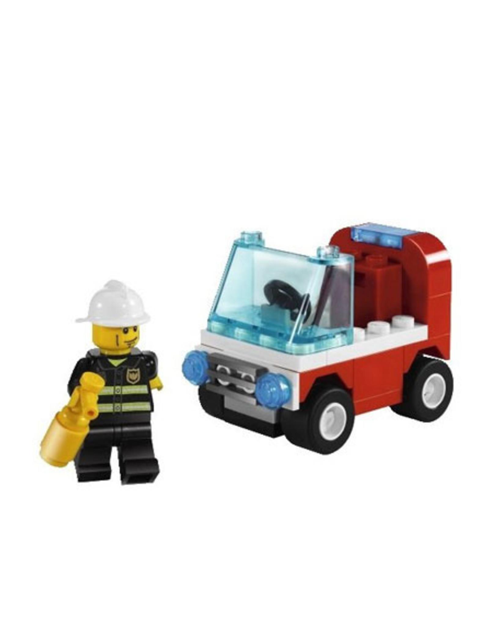 LEGO LEGO 30001 Fireman's Car CITY