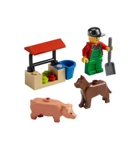 LEGO 7566 Farmer CITY
